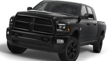 "Ram Heavy Duty Black announced, promises to be the ""baddest-looking"" truck on the market"