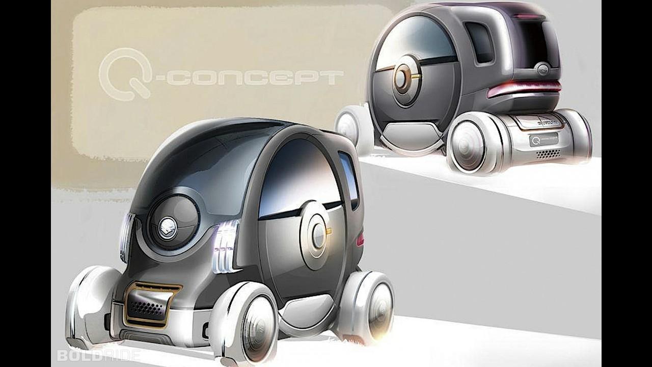 Suzuki Q EV Concept