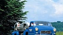 Mercedes-Benz Blue Arrow Vito Limited Edition (Australia)