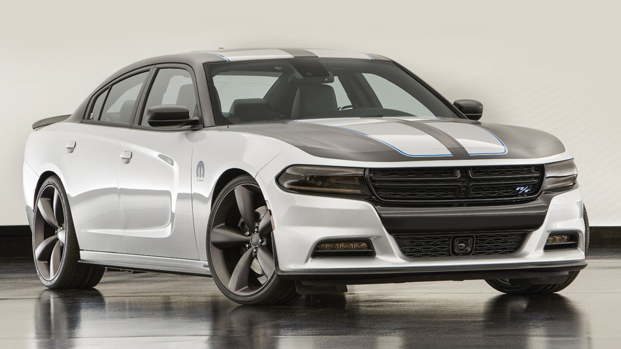Dodge Charger Deep Stage 3 concept unveiled with styling and performance tweaks