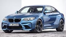 BMW M2 runs the Nurburgring in 7:58 minutes
