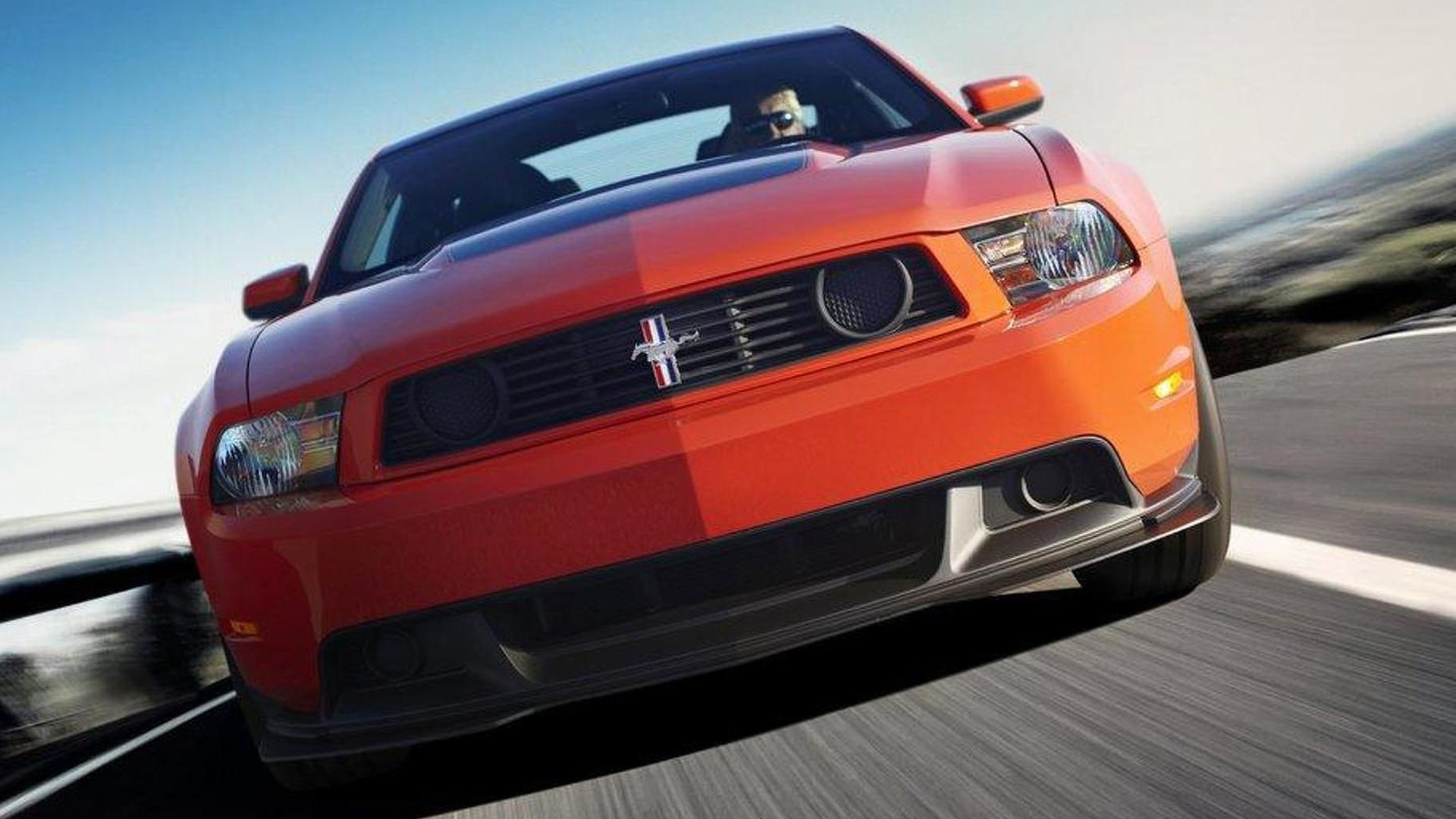 2012 Ford Mustang Boss 302 revealed [video]