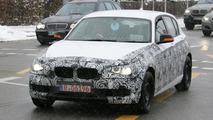 2012 BMW 1-Series spy photos - 12.15.2010
