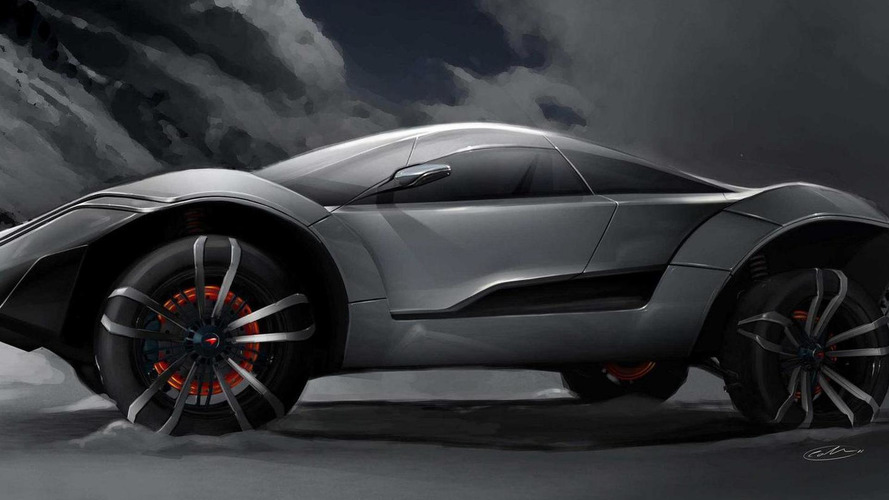 IED and McLaren dream up 2020 crossovers [video]