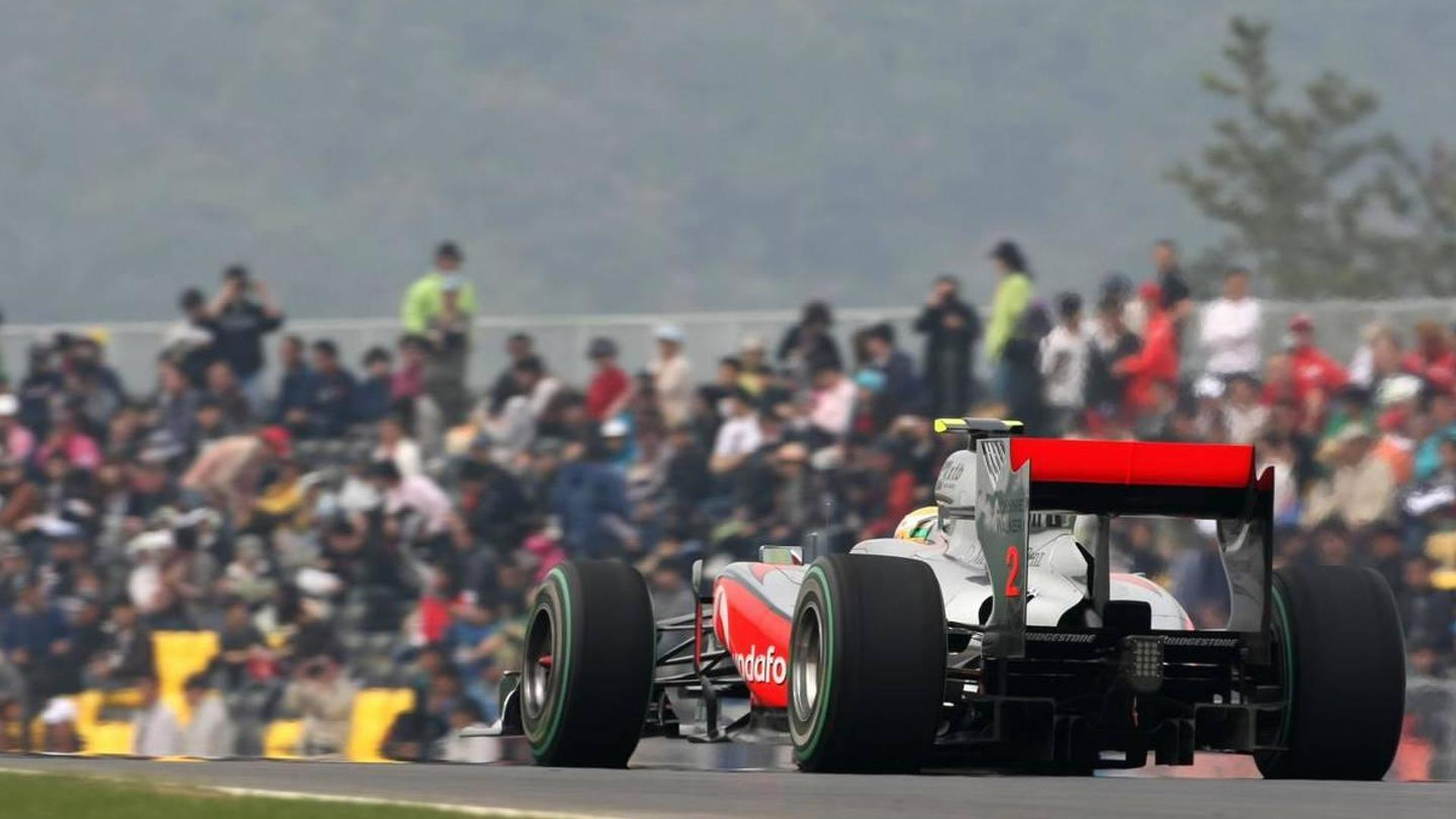Yeongam GP wants Korean team and driver in F1
