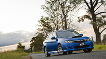 Subaru Impreza WRX Club Spec 10 Special Edition Announced in Australia
