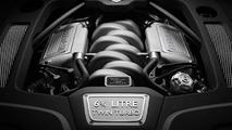 Bentley Mulsanne V8 engine 21.04.2010