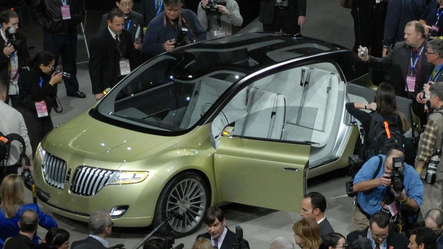 Lincoln concept headed for LA Auto Show - report