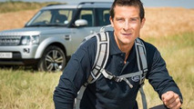 Land Rover going wild with Bear Grylls