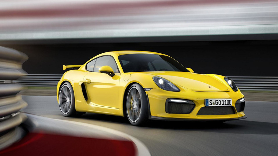 Porsche Cayman GT4 to get PDK transmission; GT4 RS ruled out