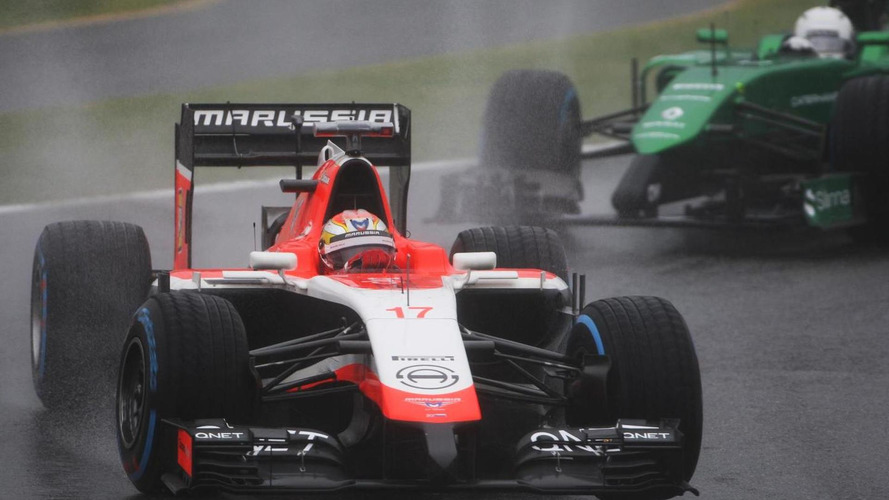 FIA report says Bianchi 'did not slow sufficiently' before crash