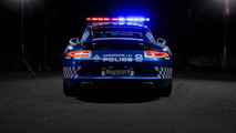 Porsche 911 Carrera for New South Wales police