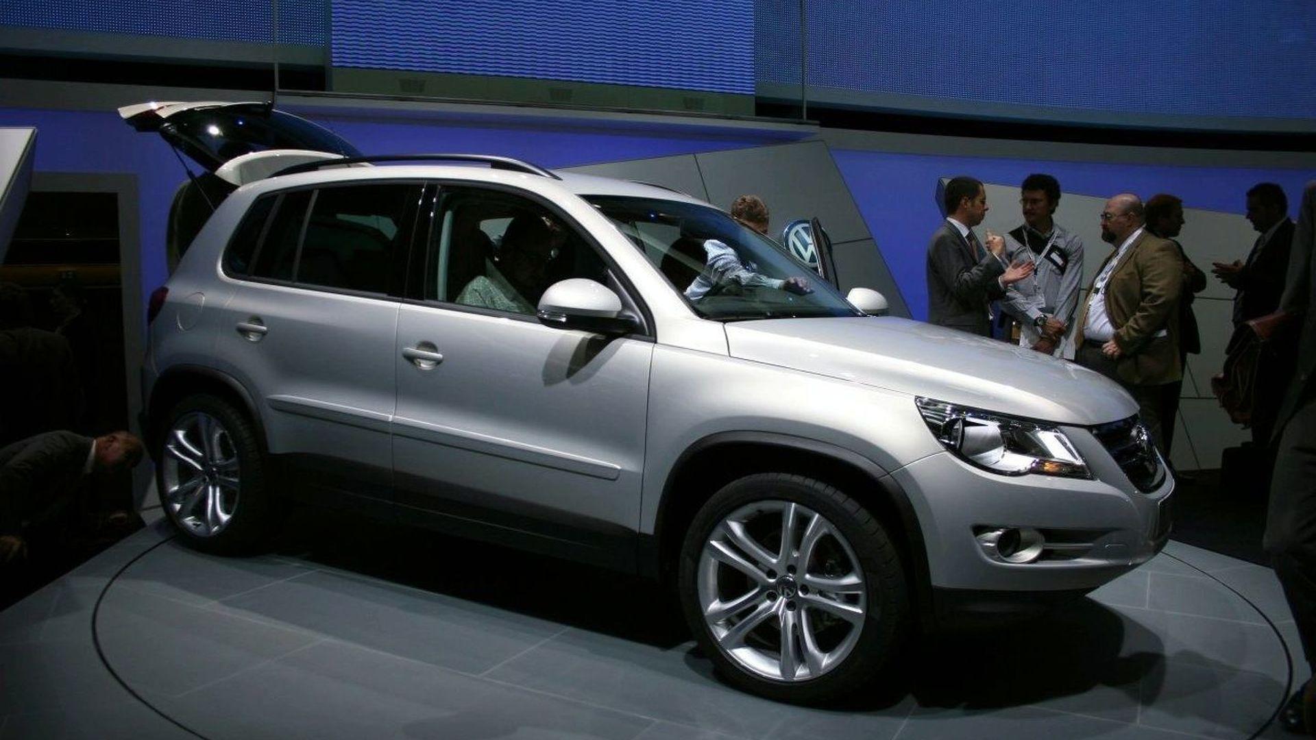 VW Tiguan World Premiere