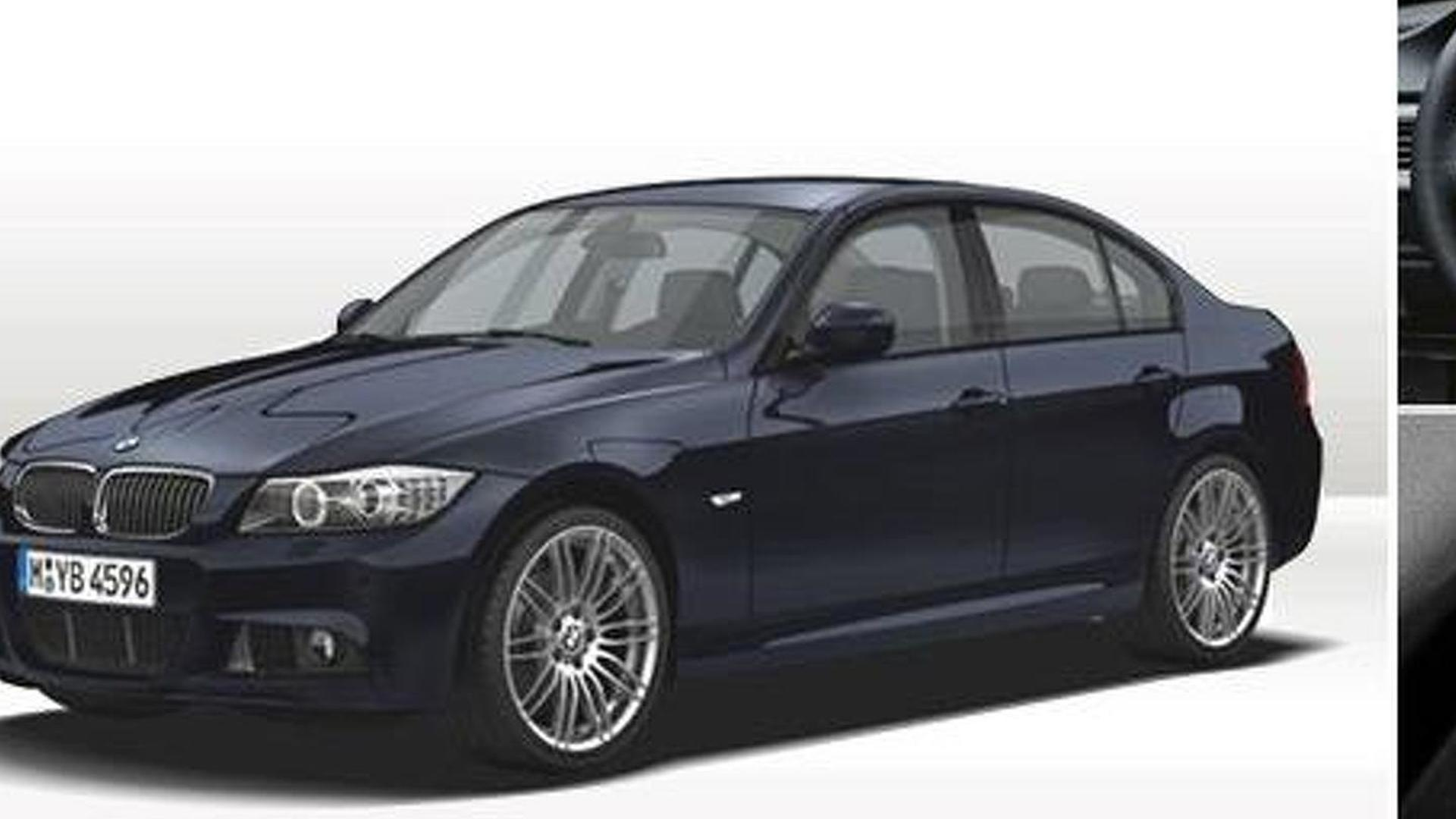 BMW 3-Series Carbon Sport Edition announced (NL)