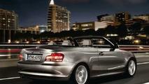 BMW 1-Series Cabrio Revealed