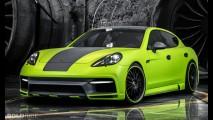 Regula Porsche Panamera Turbo