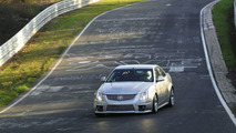 Cadillac CTS-V Blisters the Ring in Under 8 Minutes