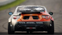 Speedhunters develop the Toyota 86X drift car