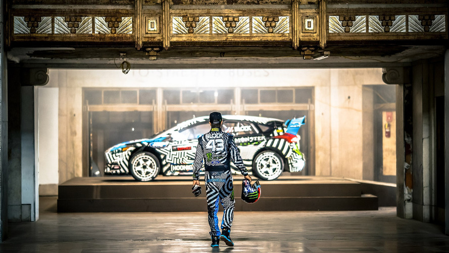Gymkhana 9 gets more immersive with virtual reality 360-degree video