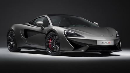 McLaren 570S Track Pack brings carbon fiber diet