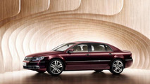 Volkswagen Phaeton soldiers on in China, gets subtle facelift (39 photos)