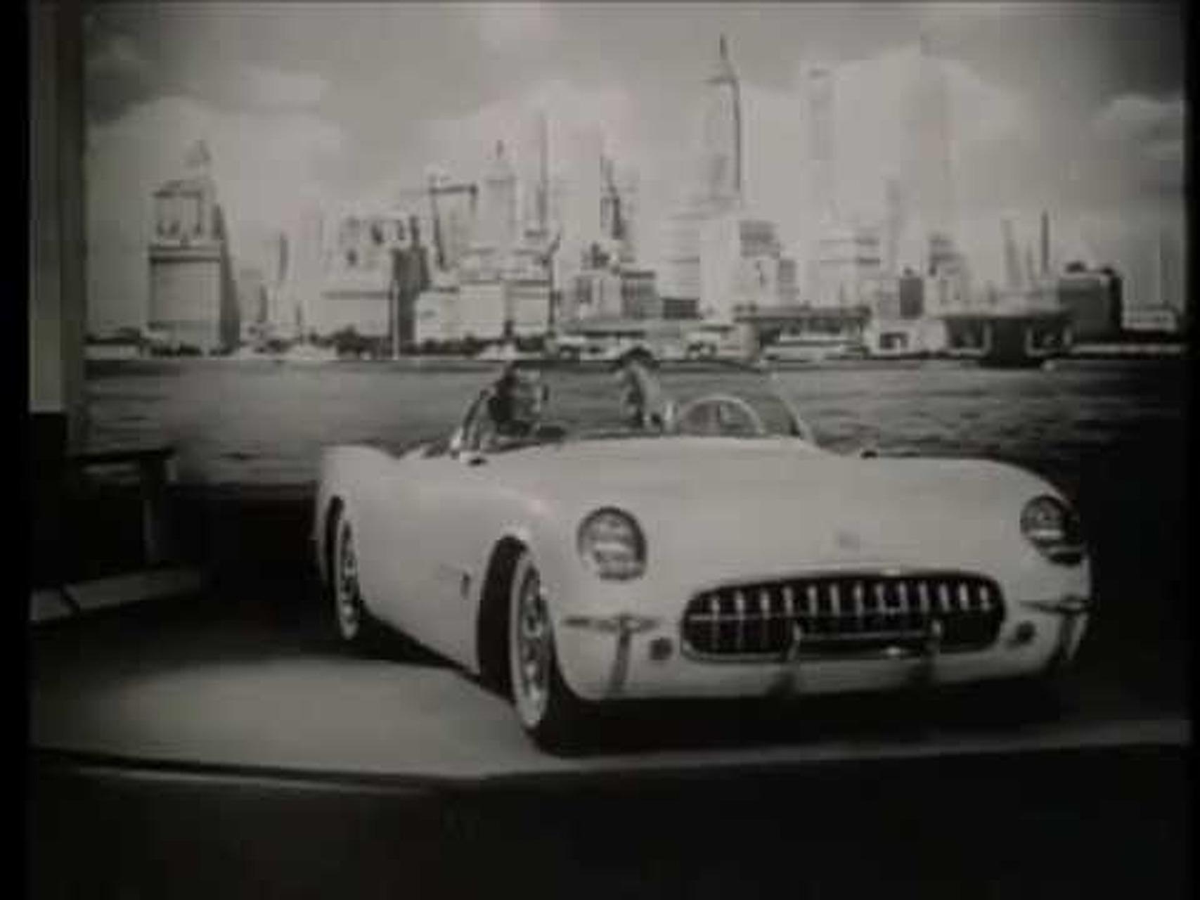 1953 GM Corvette Motorama