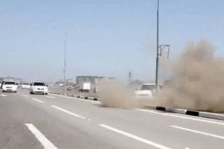 Lada Driver Learns Why Drifting Is Dangerous [video]
