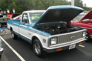 Your Ride: 1968 Chevrolet C10 Pickup