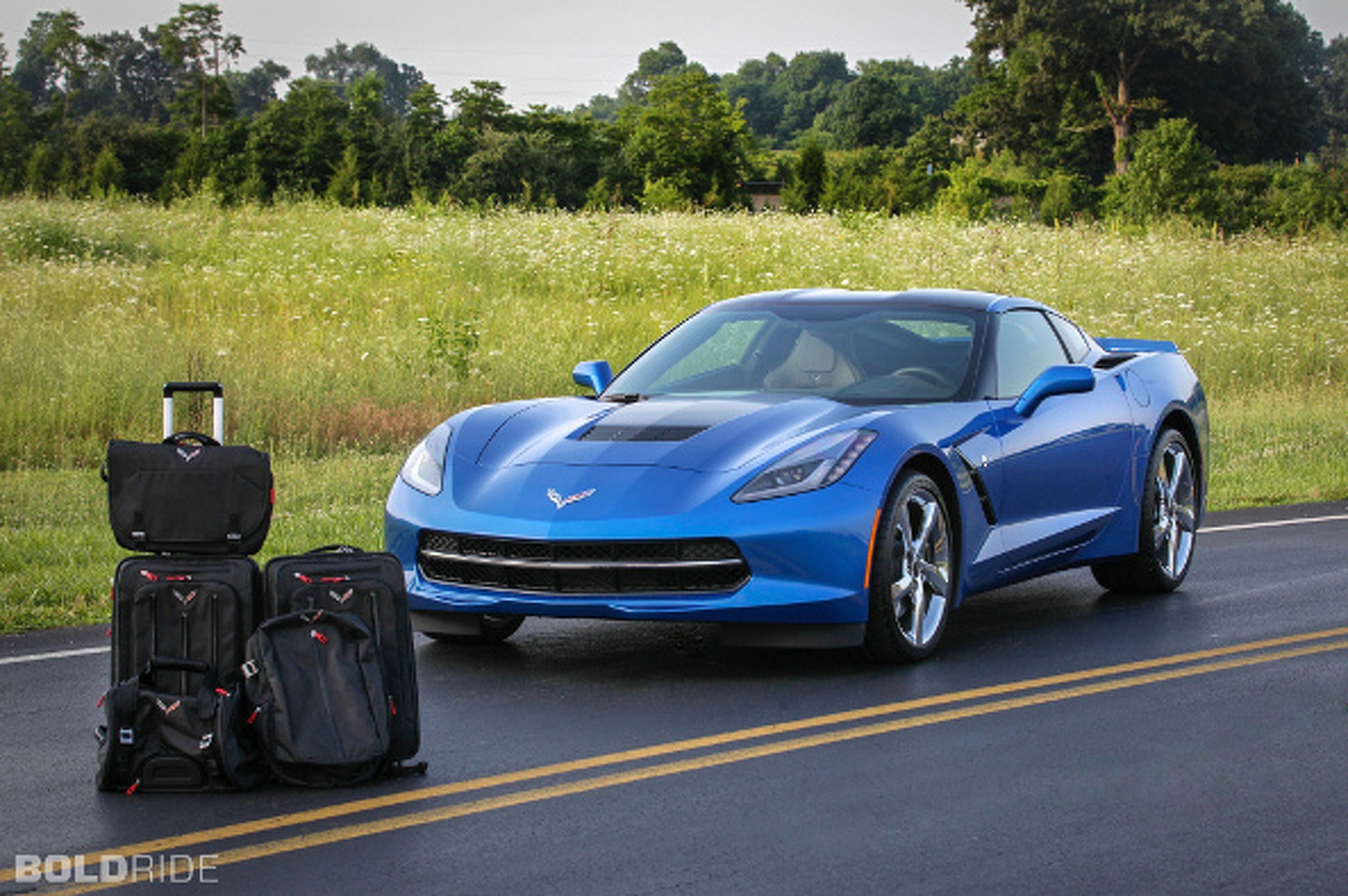 Chevy Offering 500 Models of Corvette Stingray Premiere Edition
