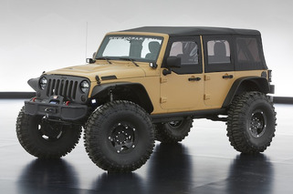 Jeep Unveils Six Moab Easter Safari Concepts