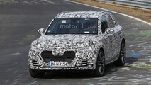 2017 Mexico-built Audi Q5 spied in motion at the 'Ring [video]