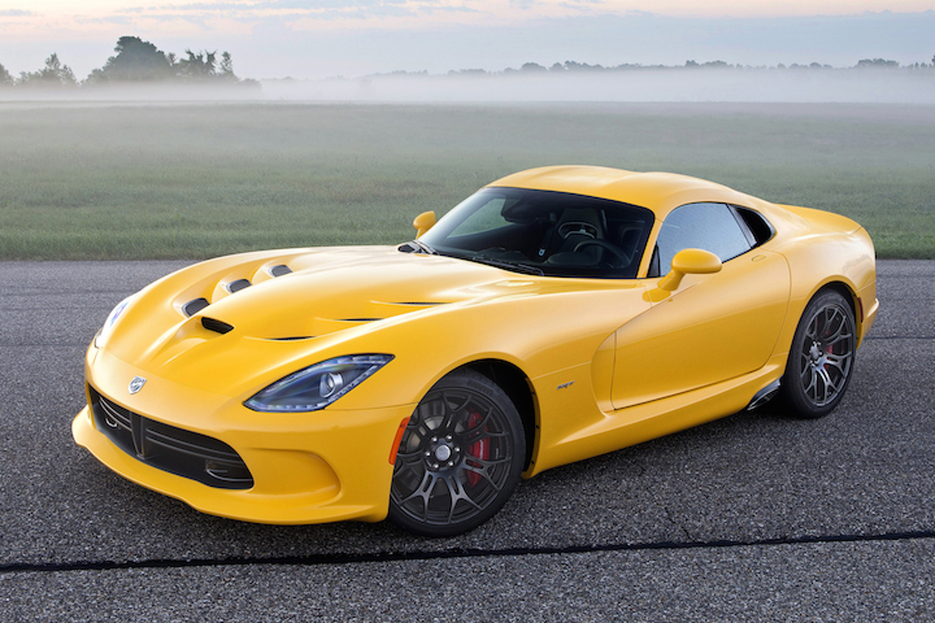 Hellcat Who? Dodge Might Put a Supercharged V10 in Viper
