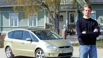 Marcus Gronholm with 2006 Ford S-Max