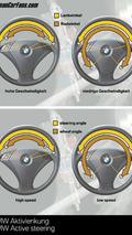 BMW 5 Series Adaptive Steering