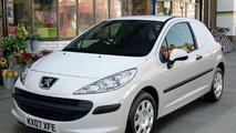 Peugeot 207 Van World Premiere