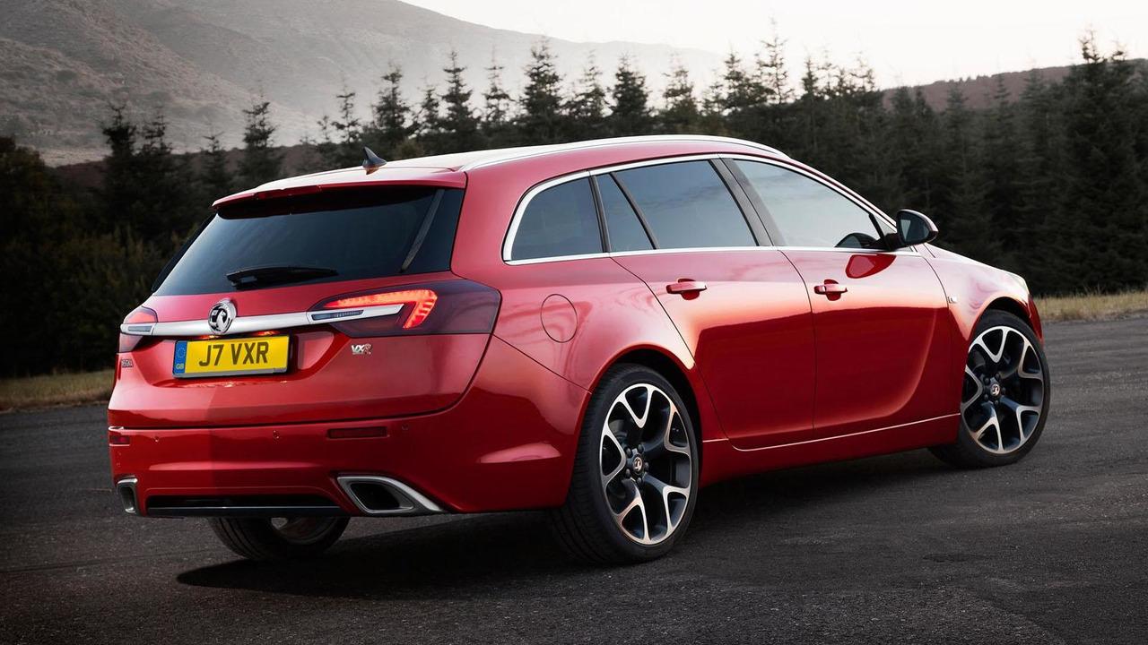 Vauxhall Insignia VXR SuperSport facelift 29.8.2013
