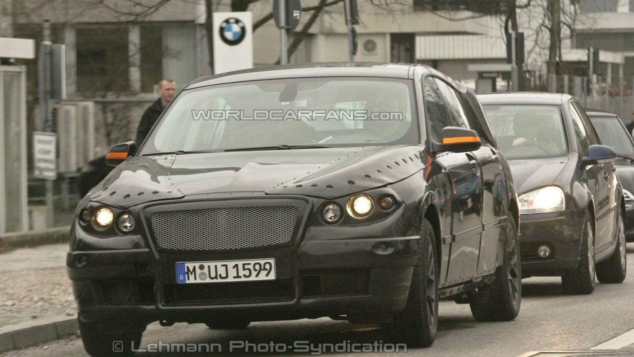 BMW Progressive Activity Sedan Prototype