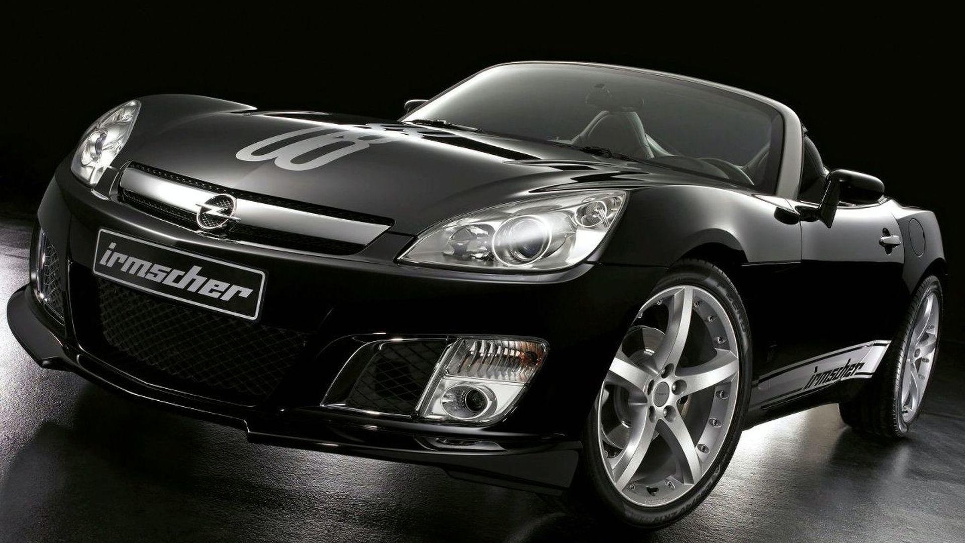 Irmscher V8 Powered GT i40 Revealed