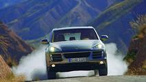 Porsche Cayenne Diesel to Launch in March 2009