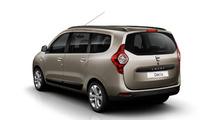 Dacia Lodgy MPV revealed ahead of Geneva world premiere