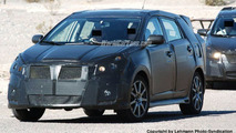 SPY PHOTOS: Toyota's New World Car