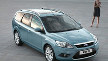 Leaked: Euro Ford Focus Wagon