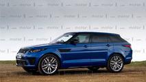 Velar : le Range Rover en mode coupé !