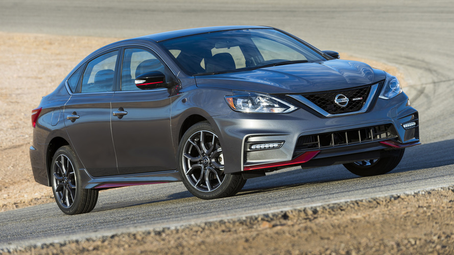 2017 Nissan Sentra Nismo gets sharper styling, more grip