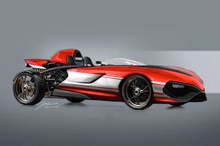 Ducati-Powered Track Car is Everything You Hoped It Would Be