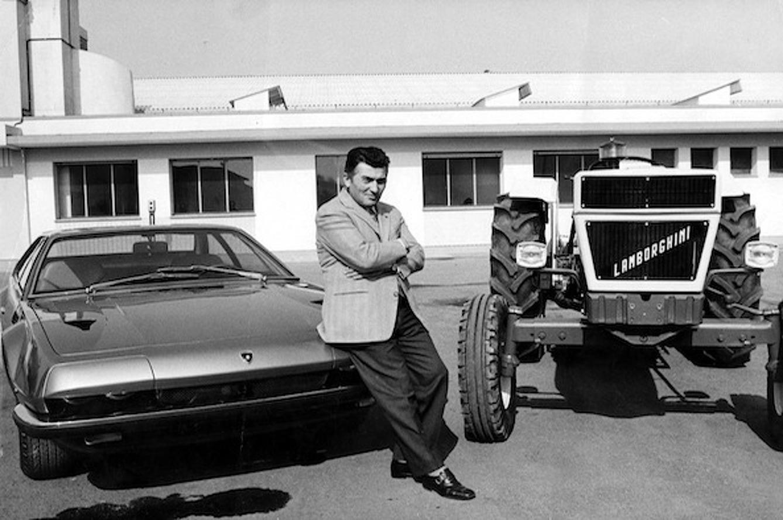 From Tractors to Touring Cars: The Origin of Lamborghini