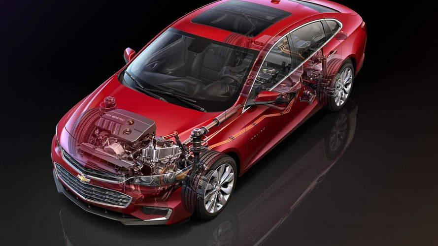 2016 Chevrolet Malibu Hybrid fuel economy rating announced