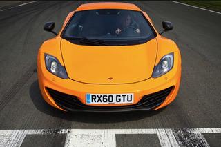 Sonoma Teens Caught Renting $240,000 McLaren with Stolen Credit Card