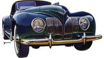 Soviet Cars Were Weird: ZIS 101-Sport