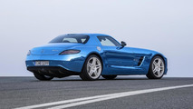 Mercedes-Benz SLS Electric Drive